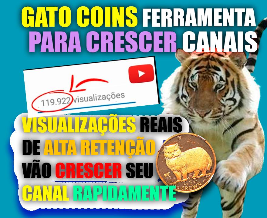 Comunidade Gato Coin